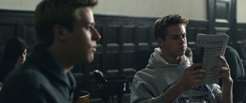 Introducing... Armie Hammer - Blog - The Film Experience