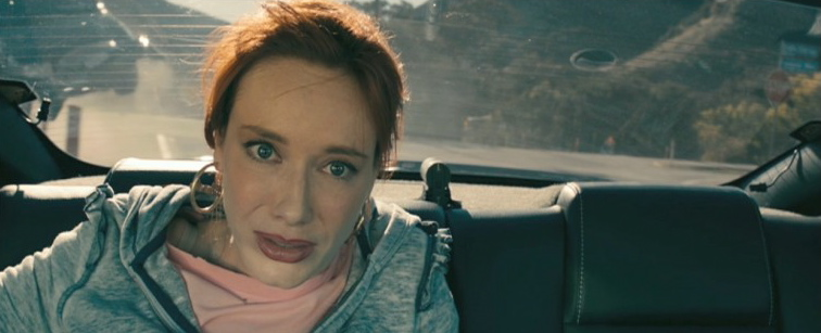 Christina Hendricks On Quot Drive Quot Acting During Car Chases