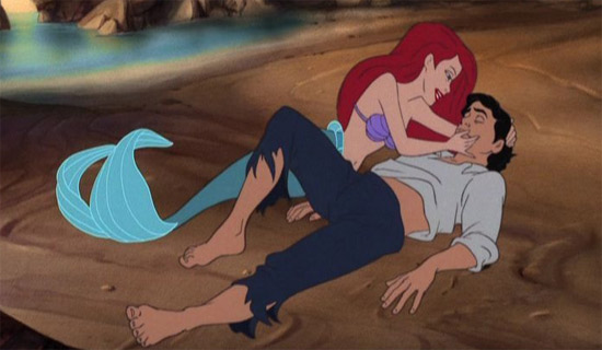 The little mermaid sexism