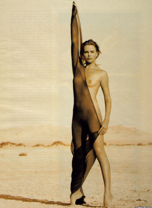 Playboy nude binoche