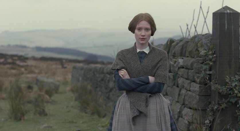 Paranormal experience jane eyre