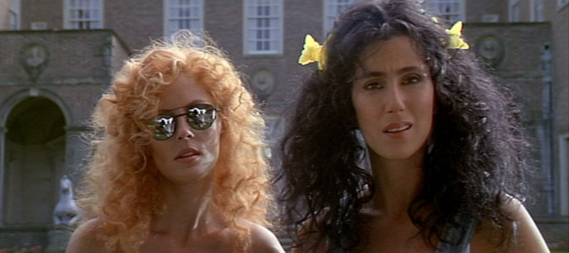 """""""Witches of Eastwick"""" Week! - Blog - The Film Experience  Witches"""