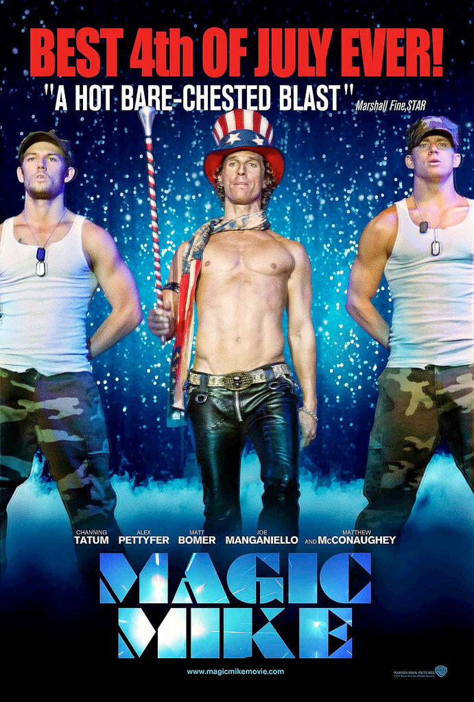 Magic Mike (2012)