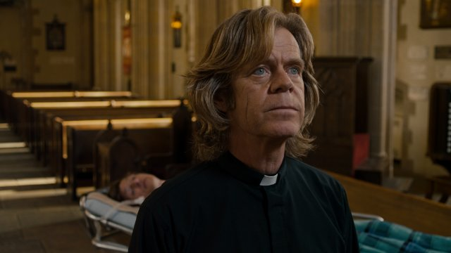 Interview william h macy on free passes and trying too hard amir you mentioned specifically that it was filmed in a real church did that have an effect on you spiritually speaking or just to get into the publicscrutiny Choice Image