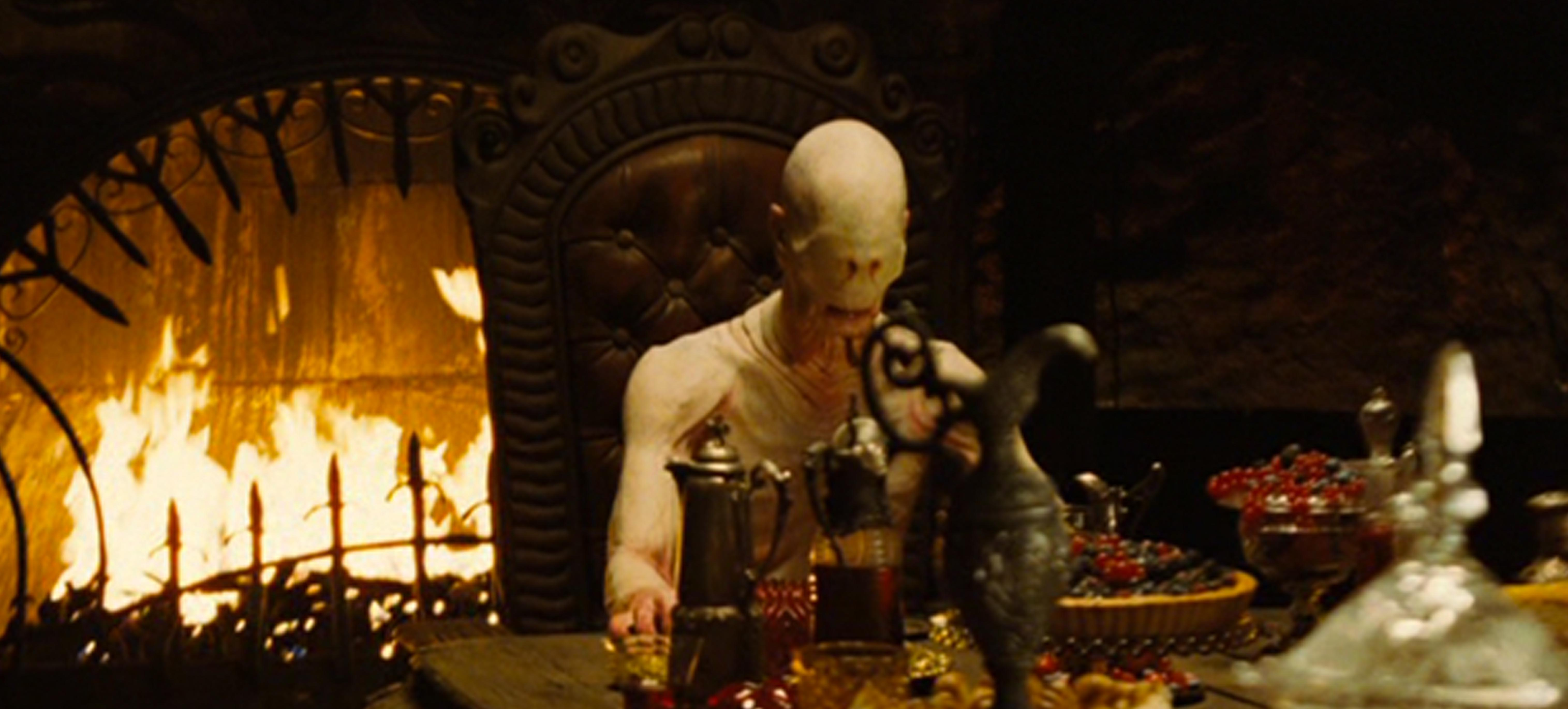 Oscar horrors setting the table for the pale man blog for Table 9 movie