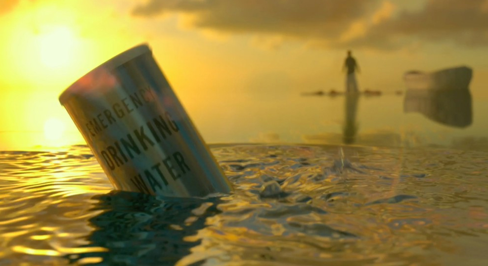 Drowning in oscary waters all over the world blog the for Life of pi ending