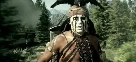 The Lone Ranger Tonto Costume