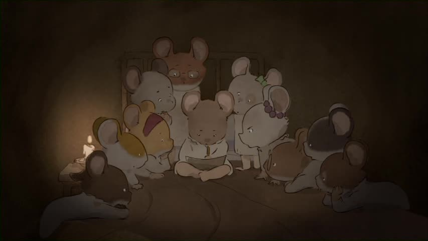 Animated Feature Contender Ernest Celestine Blog The Film Experience