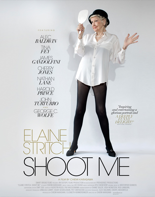Review Quot Elaine Stritch Shoot Me Quot Blog The Film