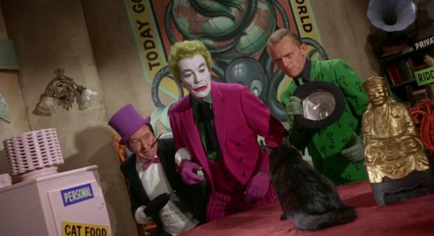 Best Shot Any Batman Film 1966 2012 Blog The Film