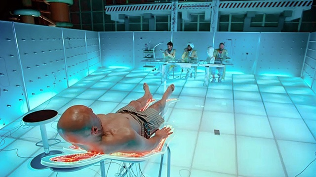 Review The Zero Theorem Blog The Film Experience