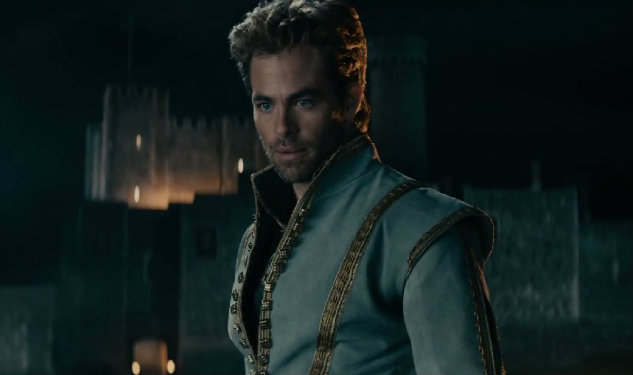 Meet The Contenders Chris Pine Into The Woods Blog The Film Experience