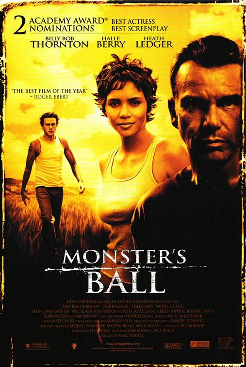 Black History Month Monsters Ball And Representation Blog The Film Experience