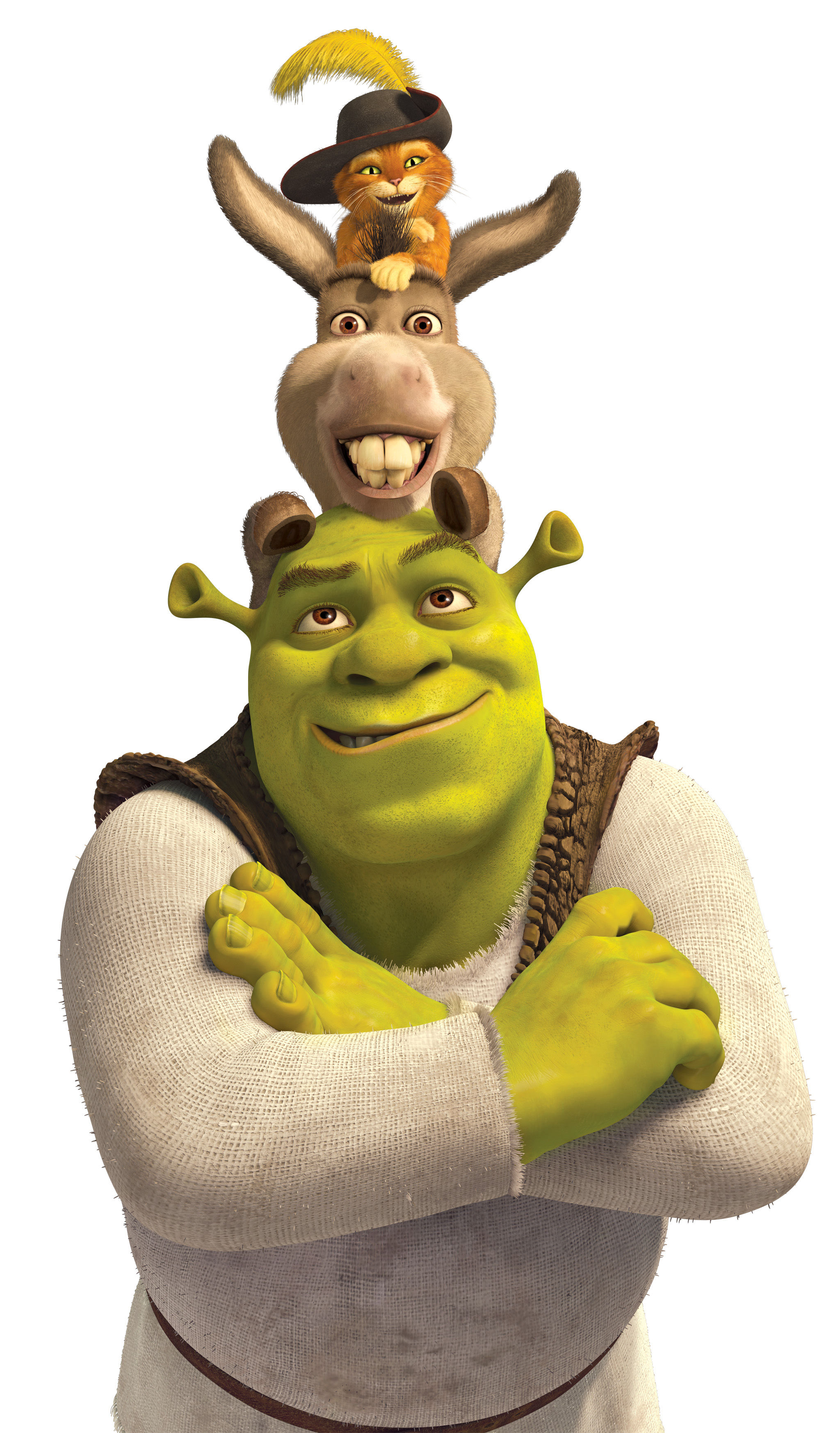 Shrek 2 Cartoon Characters : The rise and fall of dreamworks animation part