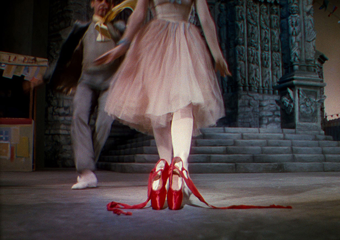 The Red Shoes Cinematography