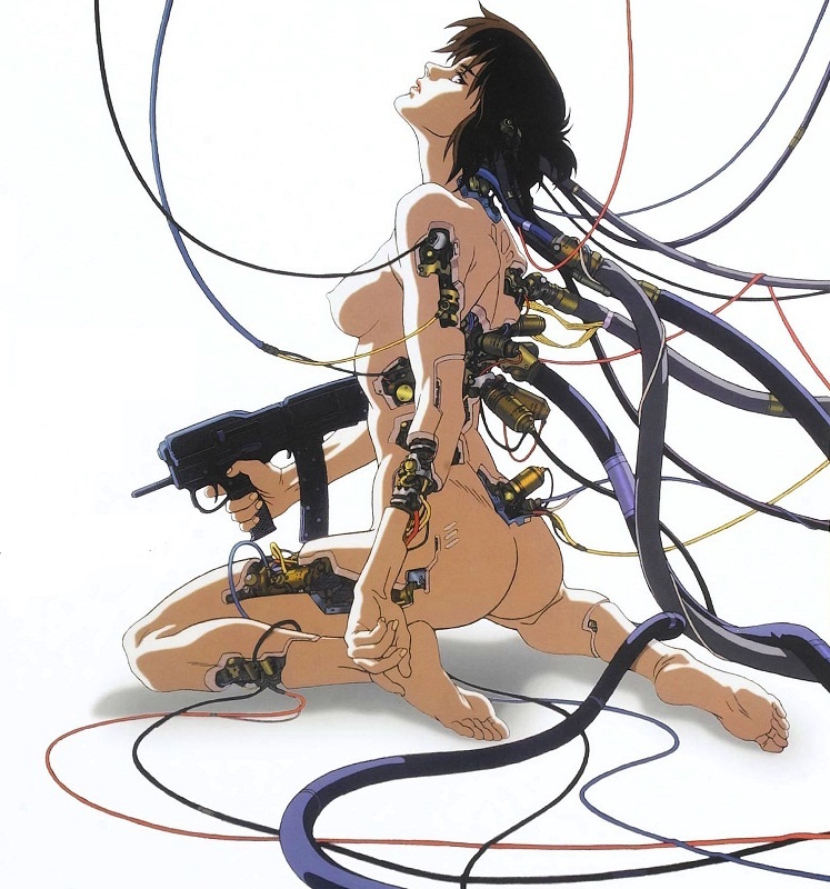 A I Ghost In The Shell Blog The Film Experience