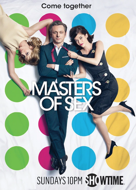 When does masters of sex come on