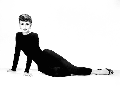 1954 Look Back Audreys Style In Sabrina Or The Givenchy Effect