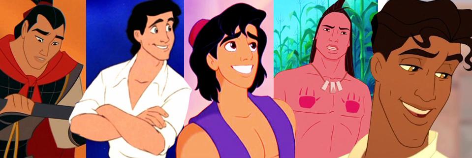 DVD/Blu-ray: Pick a Disney Prince, Redistribute Mad Men ...