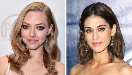 Lizzy caplan mean girls then and now