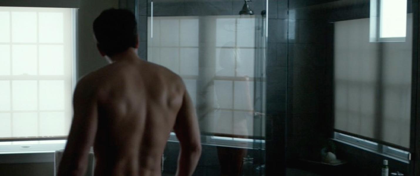 ben affleck shower Gone scene girl