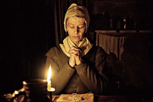 kate dickie the witch