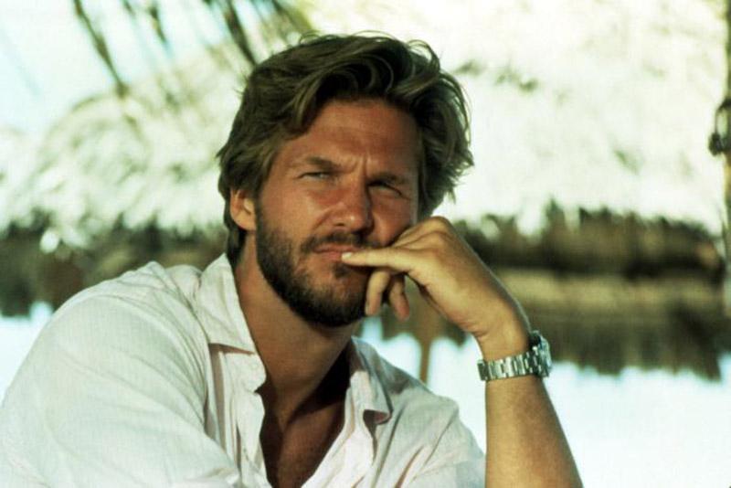 Beauty Break: Jeff Bridges in 1984 - Blog - The Film ...