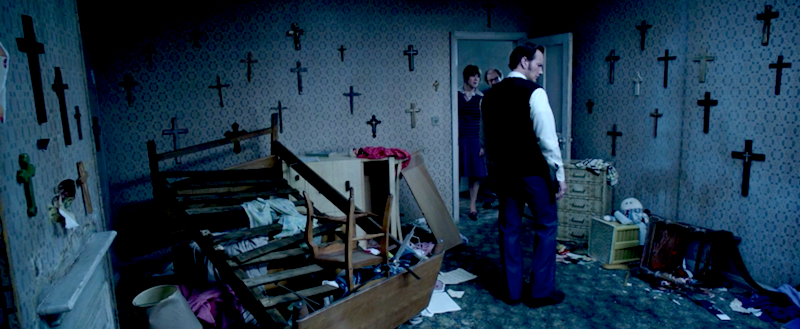 The Furniture The Malevolent Secret Code Of The Conjuring