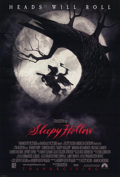 "sleepy hollow washington irving vs tim burton Although the movie sleepy hollow is based upon the book the  comparing tim  burton's sleepy hollow with washington irving's ""the."