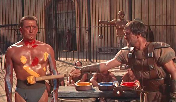 kirk douglas centennial spartacus 1960 blog the
