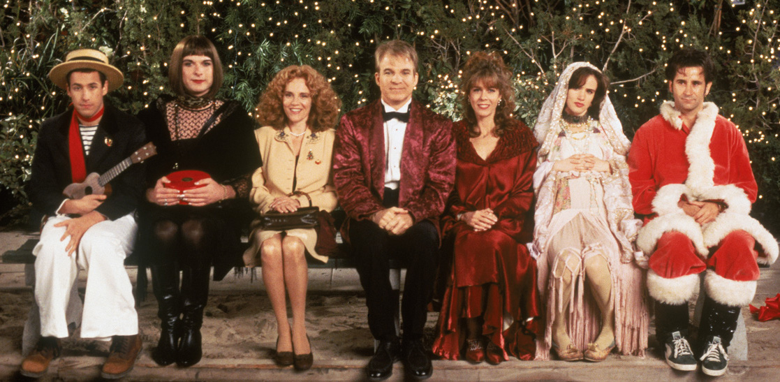 Oh Tannenbaum Film.Christmas Classics Mixed Nuts 1994 Blog The Film