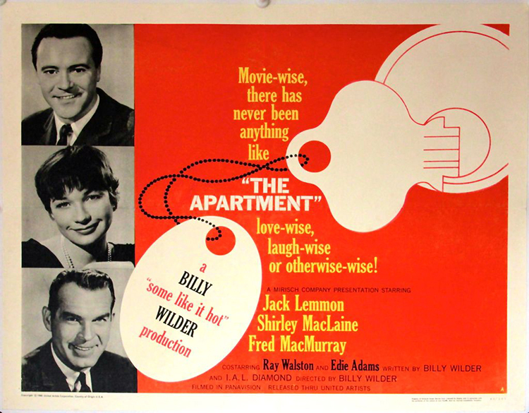 Hy New Year The Apartment 1960