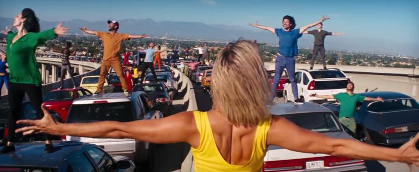 Three Fittings Oscar Nominated La La Land Blog The Film Experience