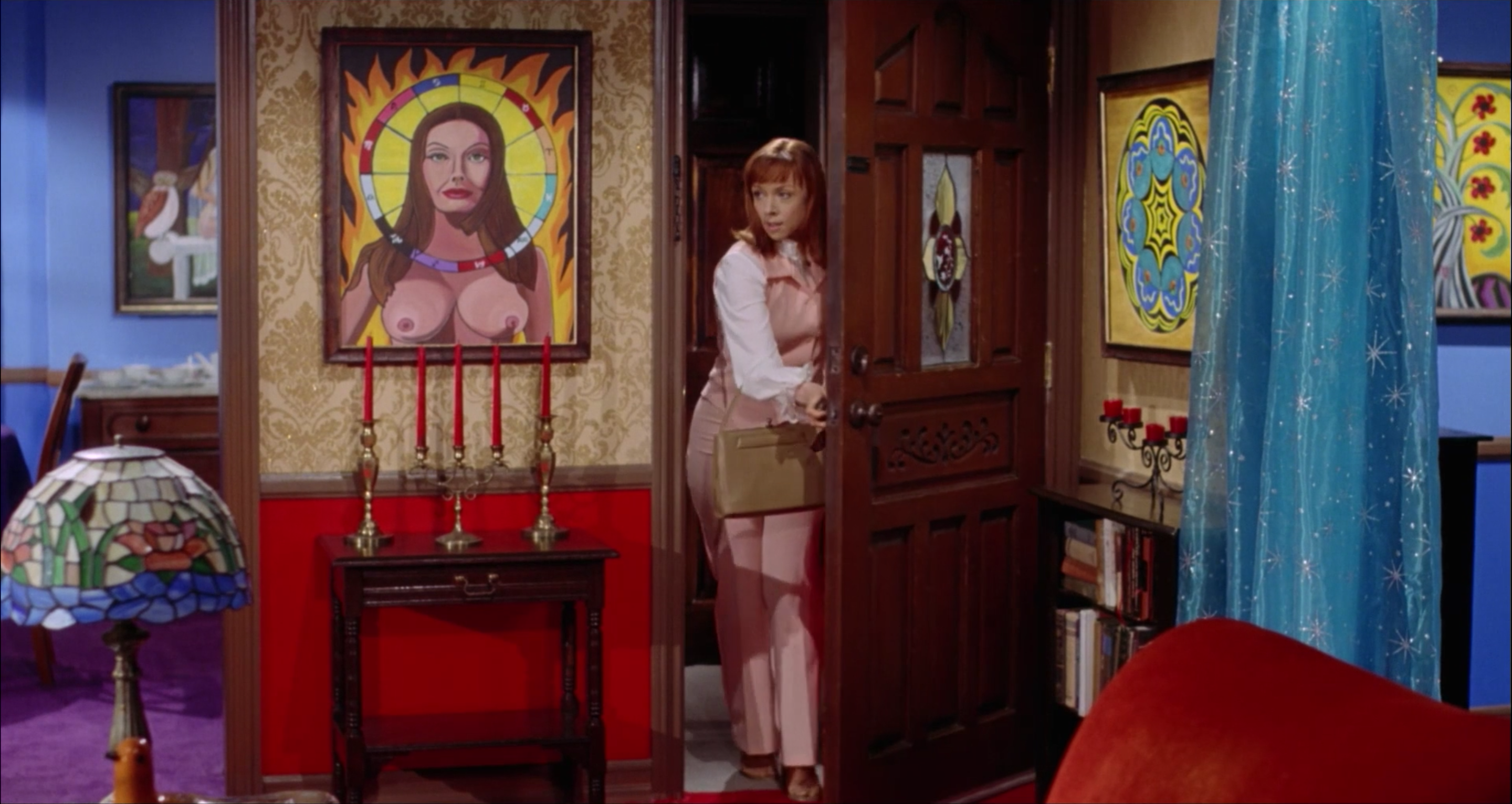 The Furniture A Tarot Reading With Quot The Love Witch