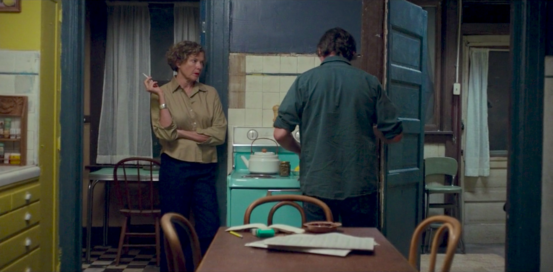the other is dark a deep shade of purple the kitchen is collaborative by necessity the primary meeting point for the characters and their ideas - The Kitchen House Movie
