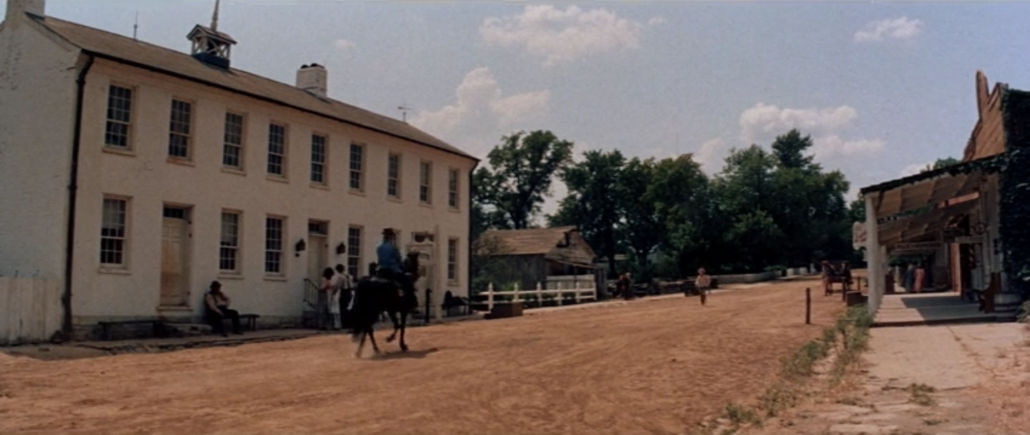 And Even Then, The Two 1970s Films Werenu0027t Shot On The Mississippi River.  In 1917, When Tom Was Played By Mary Pickfordu0027s Younger Brother, Twainu0027s  Riverside ...