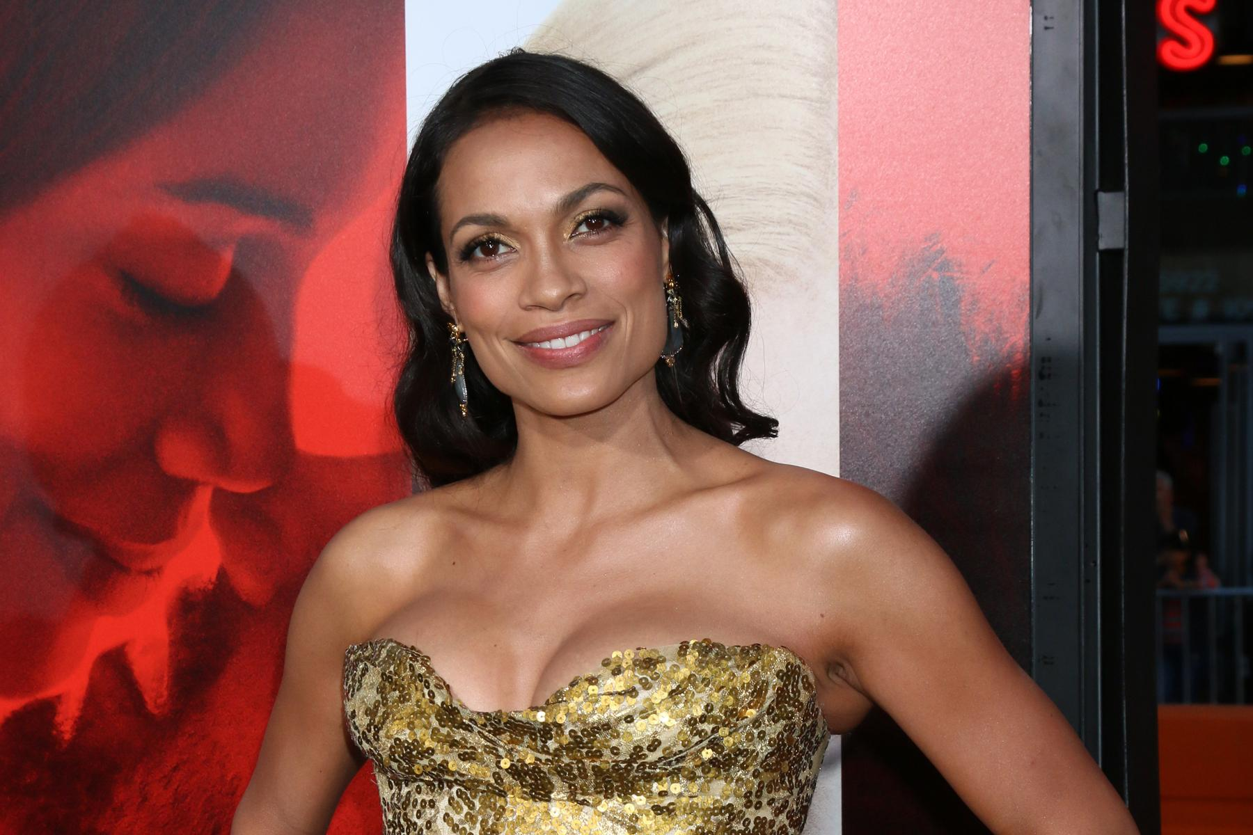 Happy Birthday, Rosari... Rosario Dawson