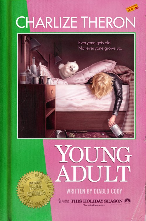 """Soundtracking: """"YoungAdult"""" - Blog - The Film Experience"""
