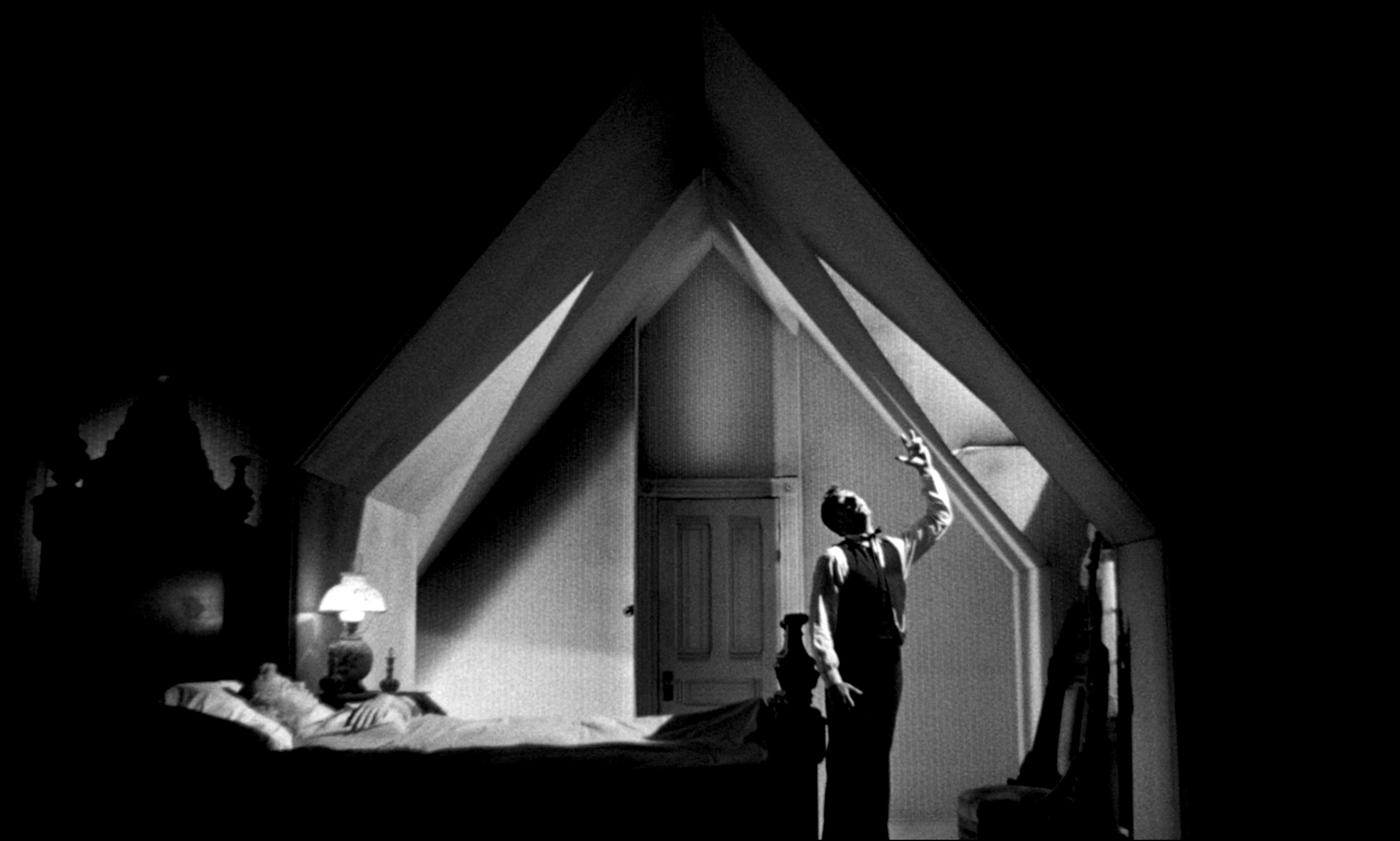 The Night Of Hunter Bedroom
