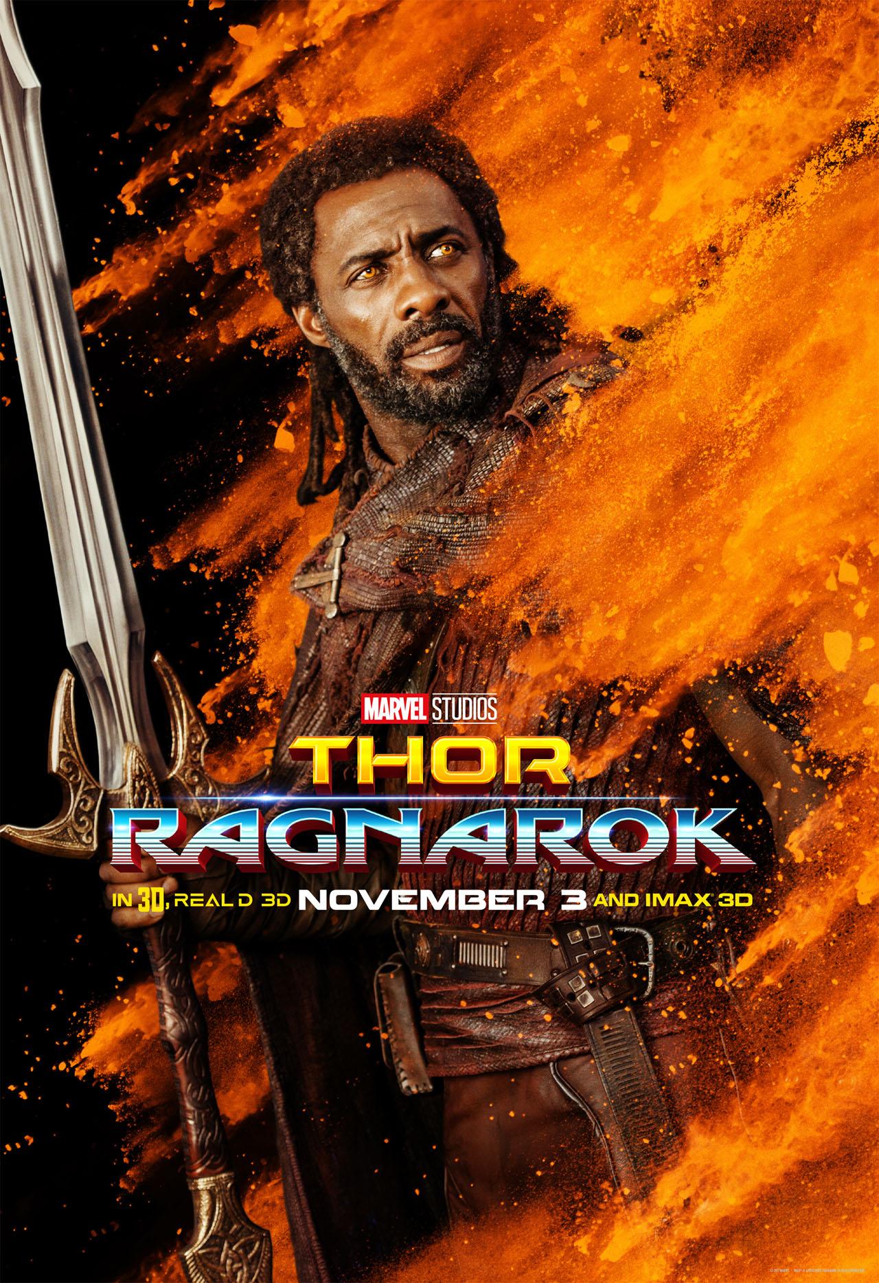 Capa Thor 3: Ragnarok Torrent Dublado 720p 1080p 5.1 Baixar