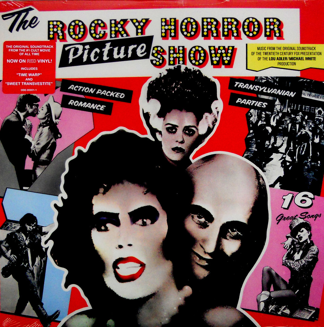 Soundtracking the rocky horror picture show blog the film the rocky horror show bookmarktalkfo Gallery