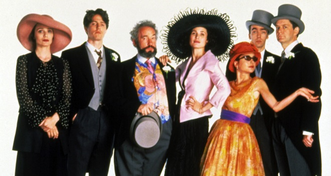 Comedies And Also Was A Rare Contemporary Best Picture Nominee For The Genre Lets Not Forget Hats Have You Any Fond Four Weddings Memories