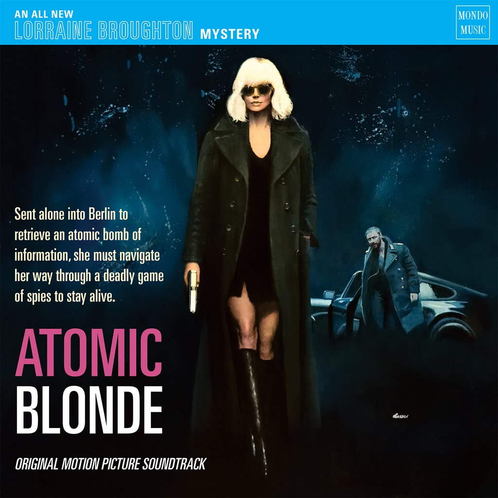 Soundtracking Quot Atomic Blonde Quot Blog The Film Experience