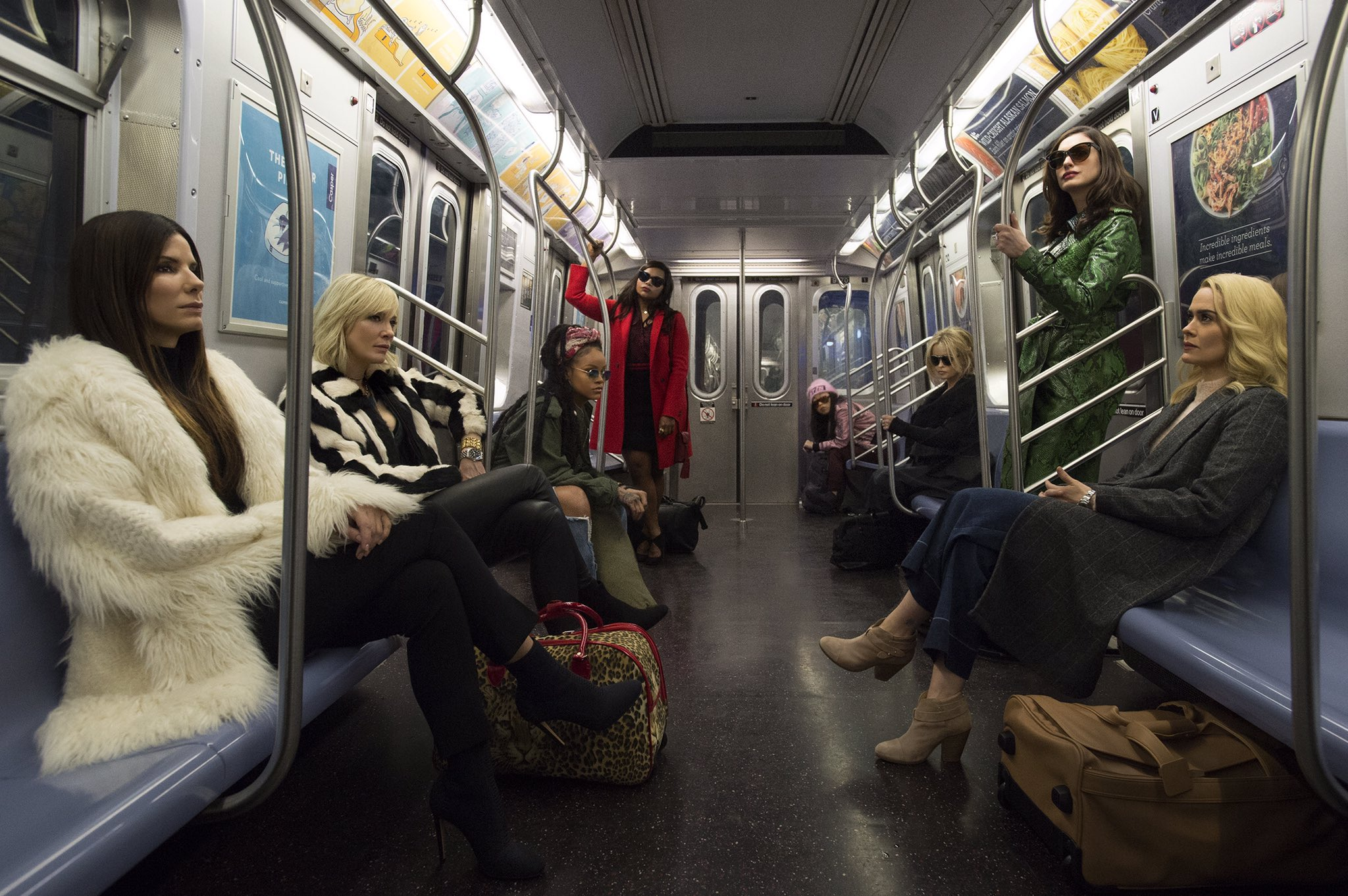 Yes, No, Maybe So: Ocean's Eight - Blog - The Film Experience