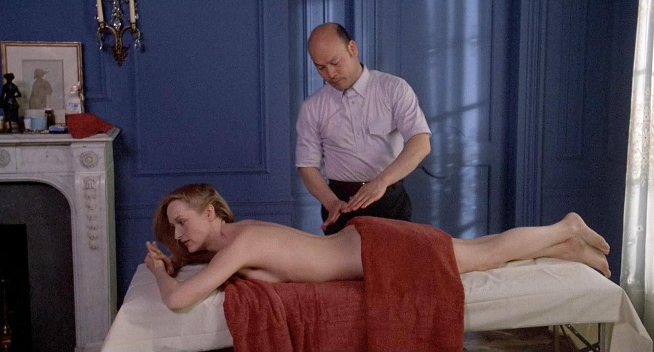 Meryl streep ever been nude