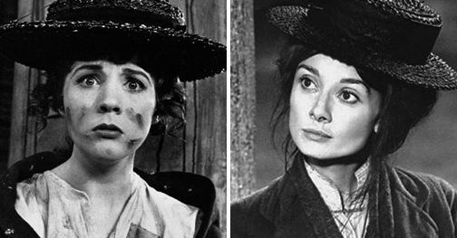 pygmalion by george bernard shaw and its film version my fair lady essay Essay on pygmalion by george bernard shaw  march 22, 2009  an upper class lady, says to her brother freddy, it's too tiresome  he thinks of it as an inferior version of english.