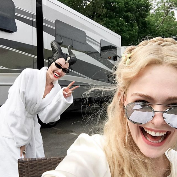 Maleficent 2 Begins Filming A Few Words On The Cast Blog