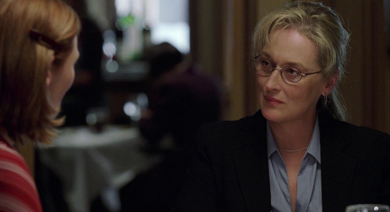 Картинки по Еапросу Adaptation Meryl Streep