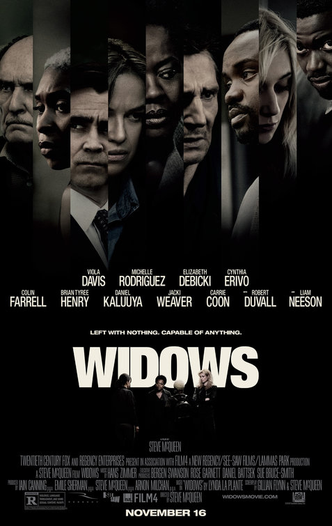 Tiff Review Widows Blog The Film Experience