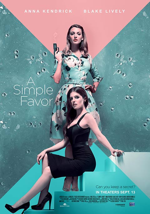 Catch Up A Simple Favor The Children Act Colette Blog The